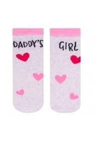 Sosete pentru copii cu mesaje - Daddy`s Girl