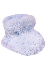 Botosei bleu pentru bebelusi din blanita Ciufulici