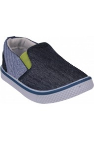 Espadrile YO! Fancy Denim OT-004-1-Gri petrol