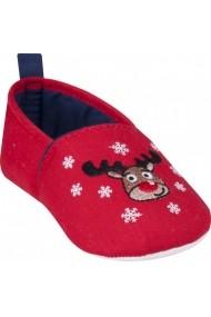 Botosei YO! Happy Reindeer OB-057-1-Bleumarine