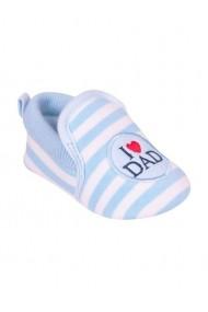 Botosei YO! I love Mum & Dad OB-066-Albastru