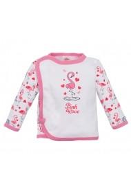 Bluzita pentru bebelusi - Colectia Flamingo