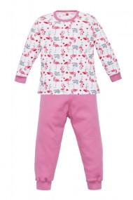 Pijama pentru fetite - Colectia Flamingo
