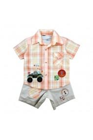 Compleu - pantaloni  camasa si tricou - 1 Race - Haine bebelusi