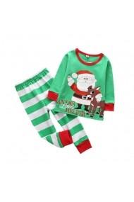 Pijama bebelusi - Santa`s little helper
