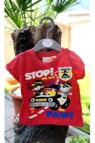Tricou baietei - Stop!