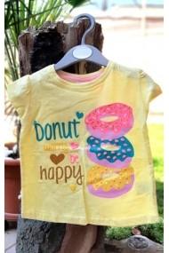 Tricou fetite - Donut