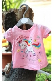 Tricou fetite - Unicorns make me happy