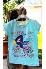Tricou fetite - Let shine
