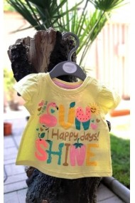 Tricou fetite - Happy days