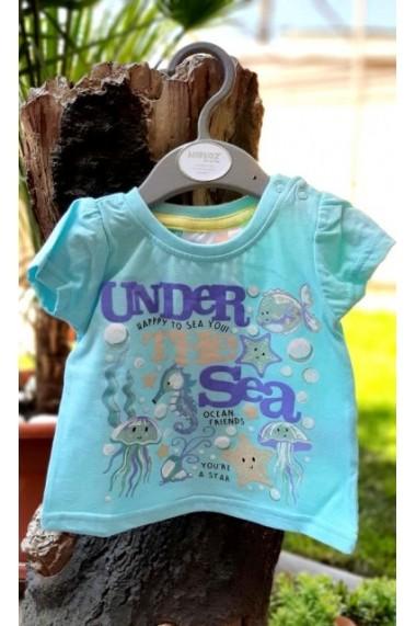 Tricou fetite - Under the sea