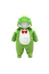 Combinezon plusat - King frog