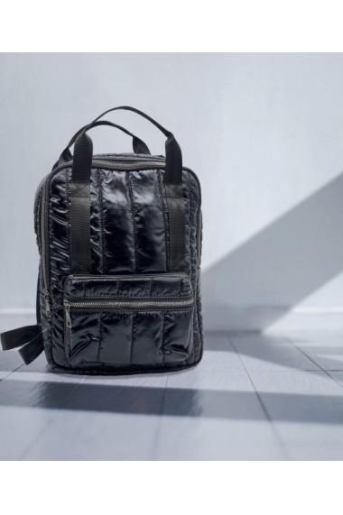 Ghiozdan Bigiottos din material textil negru BGT-Y5389-negru