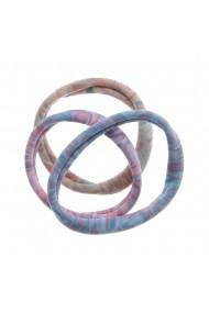 Set 3 elastice par colorit pal