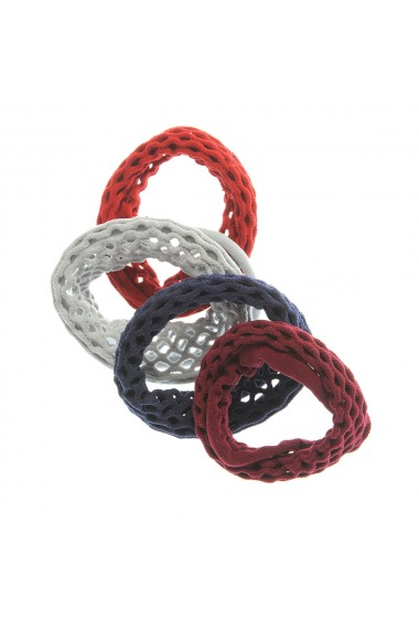 Set 4 elastice par model plasa