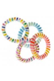 Set 4 elastice par colorate