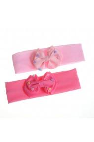 Set 2 bentite roz fetite