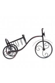 Suport sticla vin tricicleta