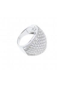Inel argint cu sclipiri cuceritoare 56