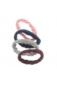 Set 4 elastice plasa colorate