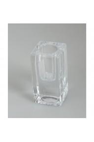Suport transparent pentru lumanare