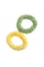 2 elastice pufoase