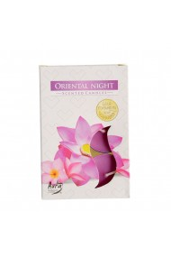 Set 6 lumari parfumate Oriental Night