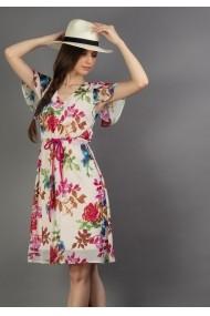 Rochie de vara cu snur