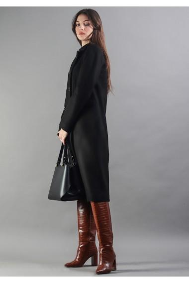 Palton cu clapete