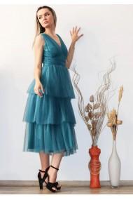 Rochie de ocazie din tull