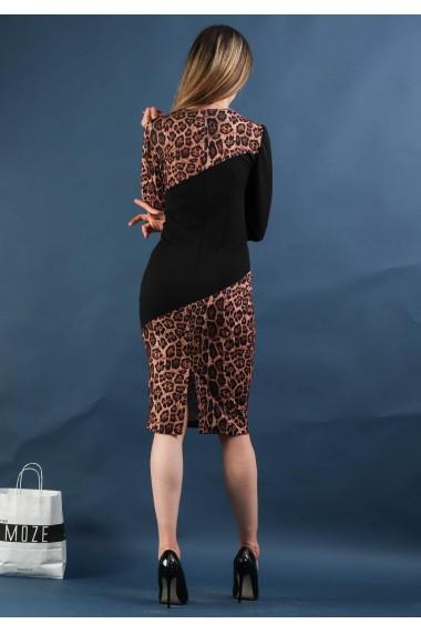 Rochie elastica pe corp