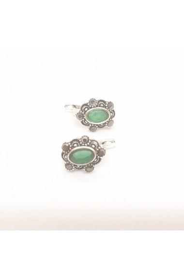 Cercei din argint Sapphire