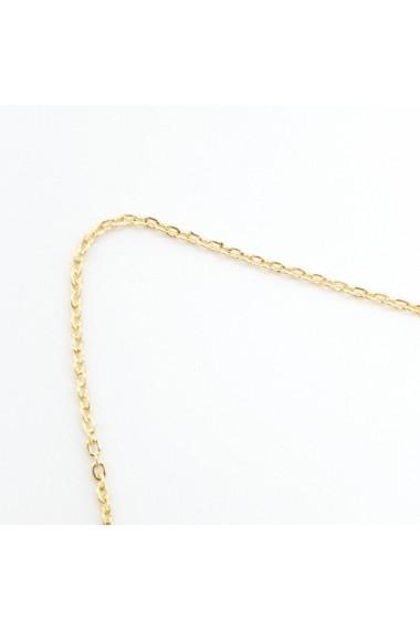 Set bijuterii placate cu aur Hamsa