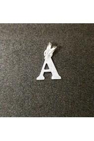 Pandantiv Litera A din argint