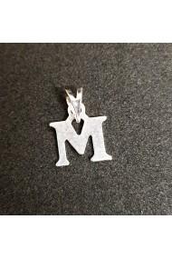 Pandantiv Litera M din argint