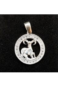 Pandantiv din argint Zodia Berbec