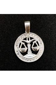 Pandantiv din argint Zodia Balanta