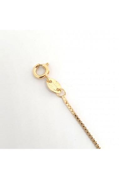 Bratara placata cu aur 16 cm Kinno