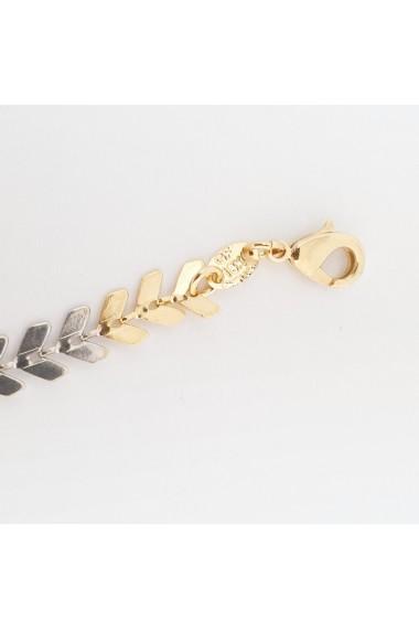 Bratara luxury placata cu aur 19-24 cm England