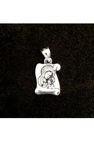 Pandantiv tip iconita din argint Sinnay