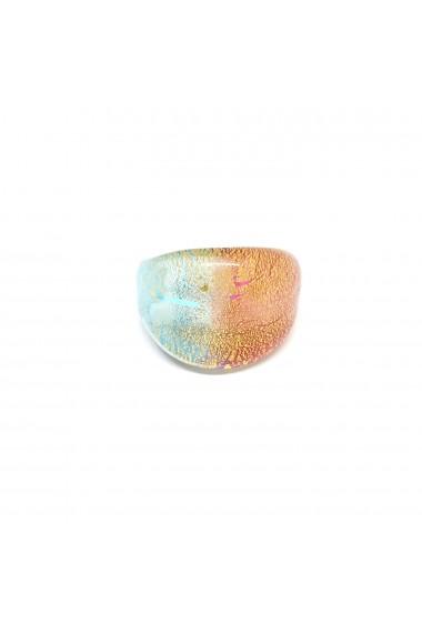 Inel din sticla de Murano Venezzia