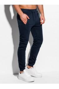 Pantaloni de trening barbati P970 - bleumarin