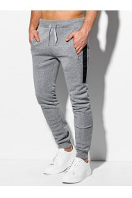 Pantaloni de trening barbati P970 - gri