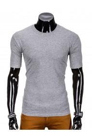 Tricou barbati bumbac - S970-gri