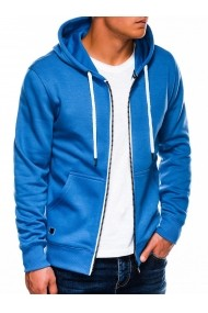 Hanorac barbati B977  albastru