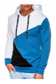 Hanorac barbati B1050  albastru