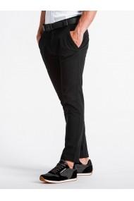 Pantaloni premium casual barbati  P830 negru