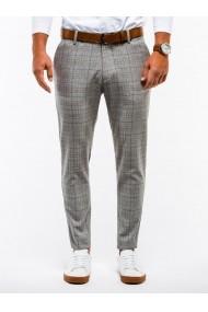 Pantaloni premium barbati  P848 gri