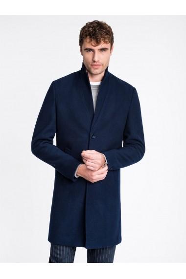 Palton premium barbati  C425 bleumarin