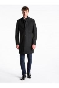Palton premium barbati  C425 negru